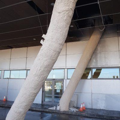 proteccion de tubos aeropuerto malaga3
